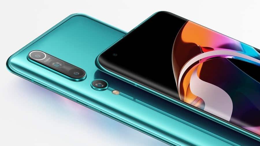 La pantalla del Xiaomi Mi 10 es de 6.7 pulgadas
